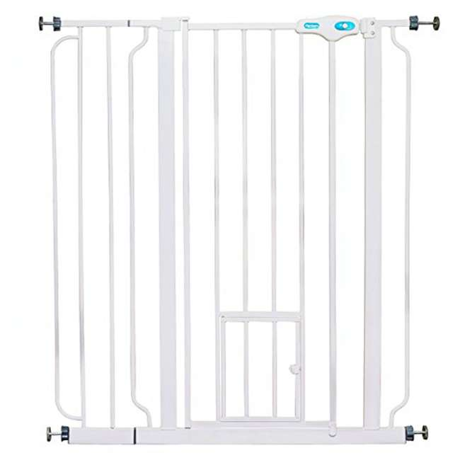 "3 x 0941 PW DS Carlson Pet Products 36"" Extra-Tall Pet Gate (3 Pack) 1"
