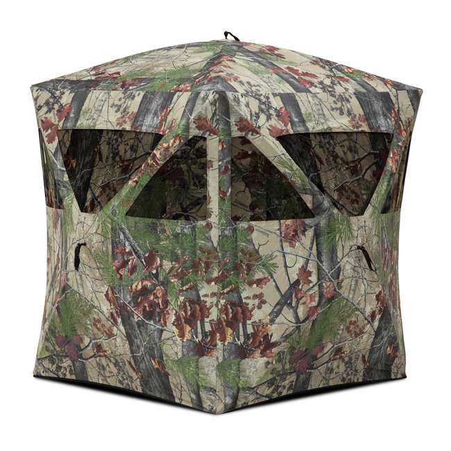 4 x BARR-RA200BW-RB Barronett Blinds Radar Backwoods Hunting Blind, 4 Pack (Certified Refurbished) 9