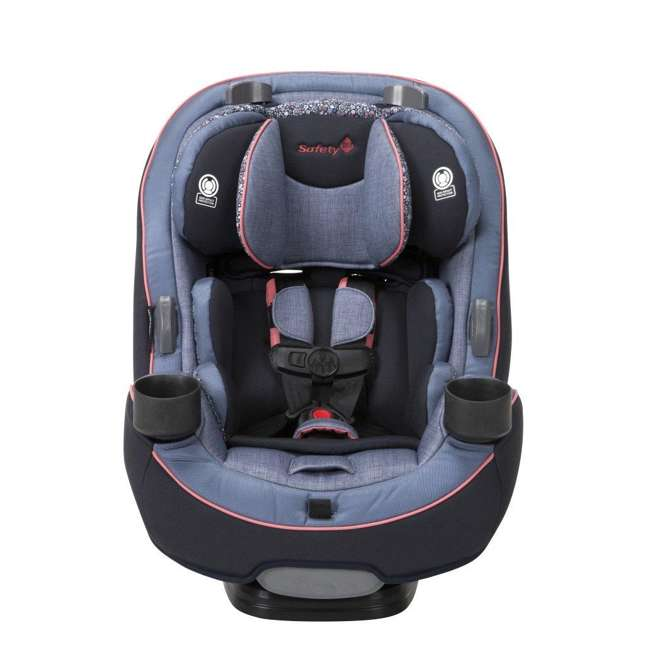CC138DDO Safety 1st Grow and Go 3-in-1 Convertible Car Seat, Pink Lindy 2