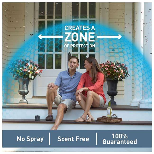 3 x LR-1-40 Thermacell LR-1-40 Radius Zone Mosquito Sealed 40-hour Repellent Refill (3 Pack) 4