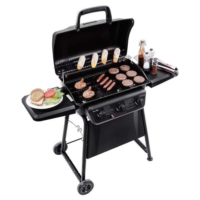 463773717-U-A Char-Broil Classic 3-Burner Propane Gas Grill 4