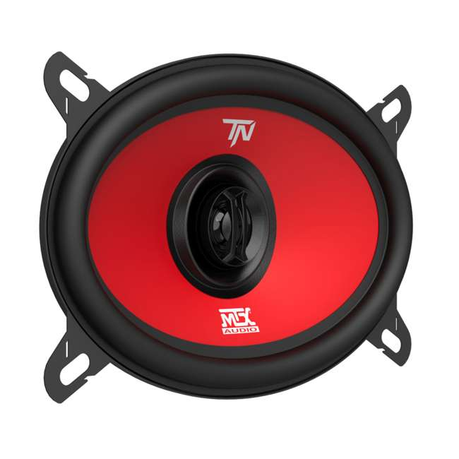 TERMINATOR46 MTX Terminator46 4 X 6 Inch 2 Way Car Speakers 4