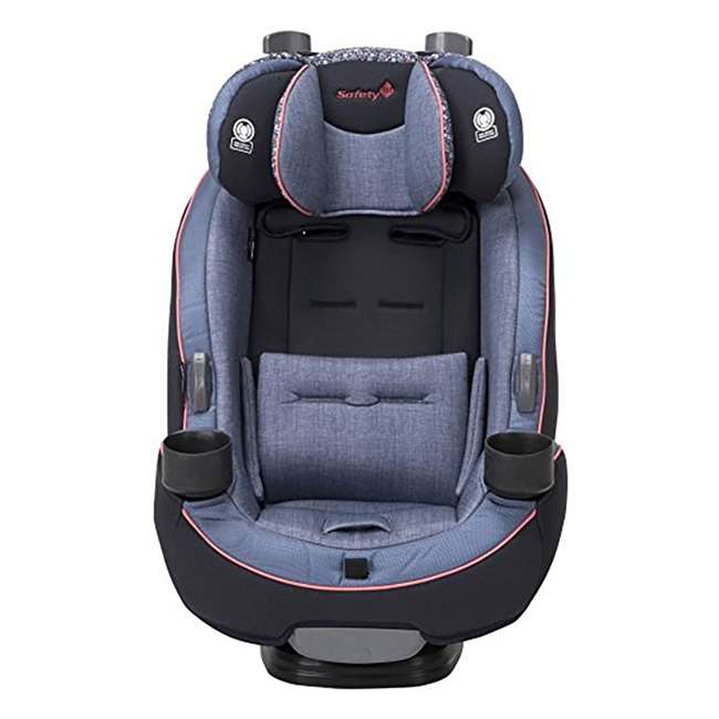 CC138DDO Safety 1st Grow and Go 3-in-1 Convertible Car Seat, Pink Lindy 4