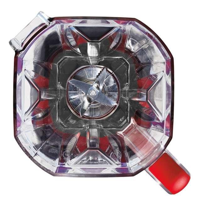 BLSTVBRV0000 Oster Versa Pro Series 64 Ounce 250 MPH Countertop Blender w/ BPA-Free Jar, Red 4