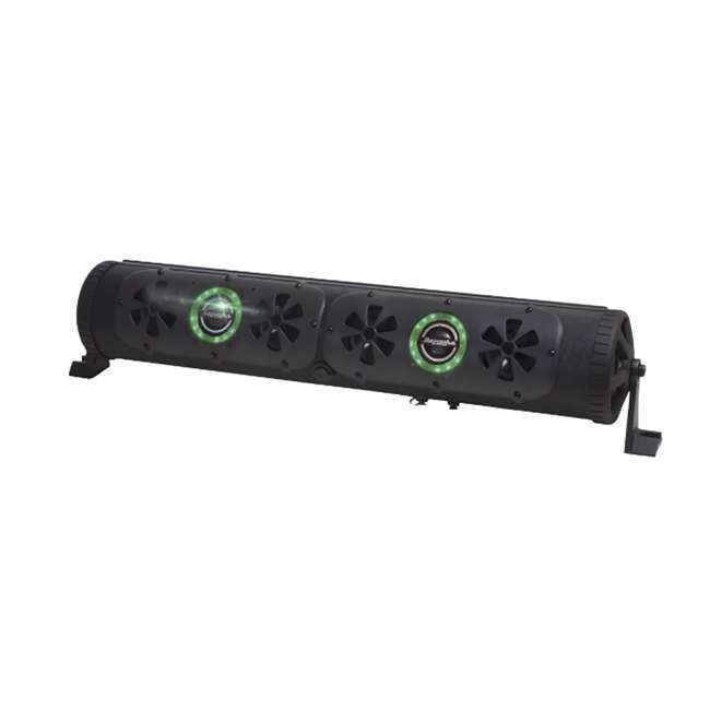 BPB24-G2 Bazooka BPB24-G2 450-Watt G2 Party Bar Speaker System (2 Pack) 1