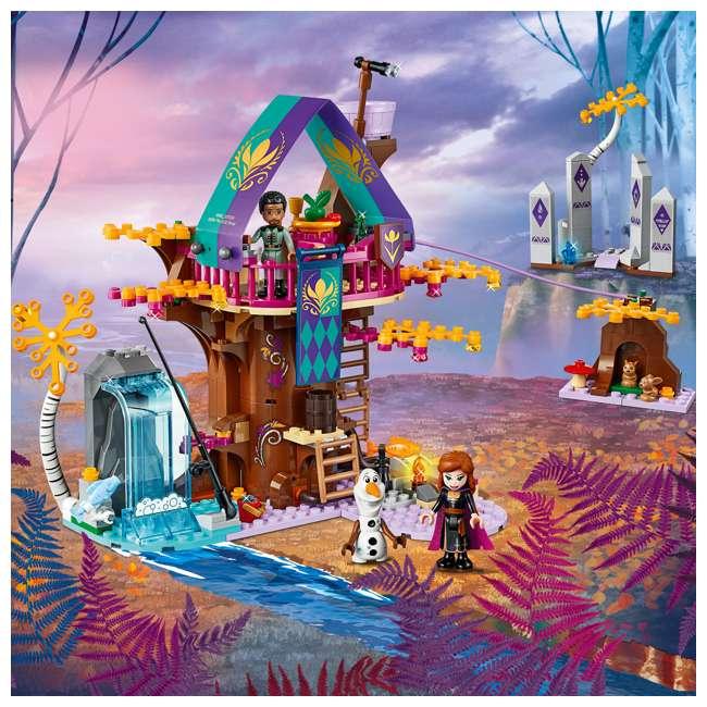 6251006 LEGO 41164 Frozen II Enchanted Treehouse Block Building Kit w/ 3 Minifigures 5