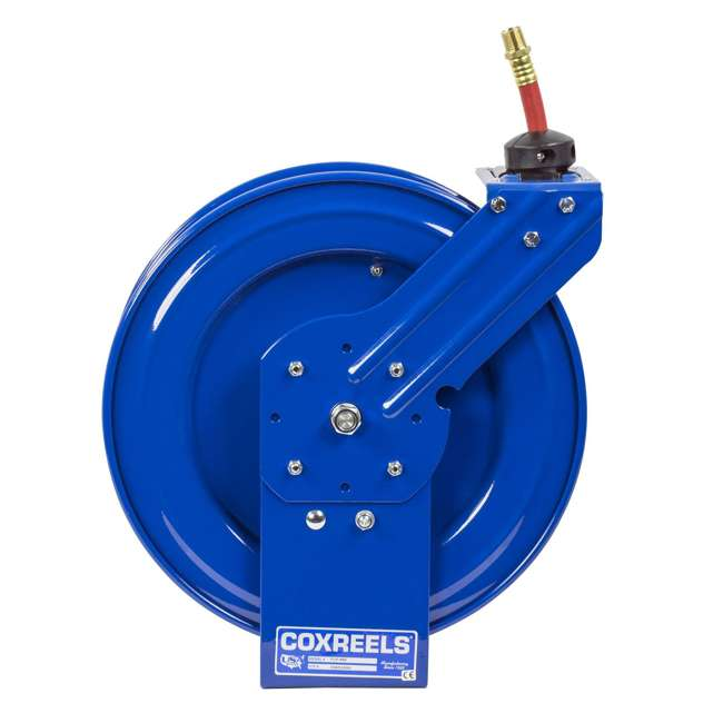 P-LP-450 Coxreels P-LP-450 Low Pressure Retractable Air and Water Hose Reel 2