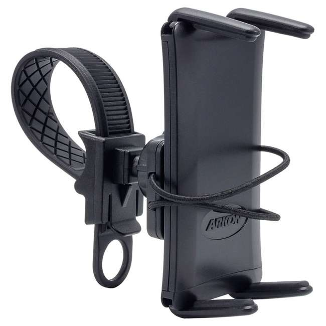SM634 Arkon SM634 Slim Grip Ultra Large Bike and Motorcycle Handlebar Phone Mount