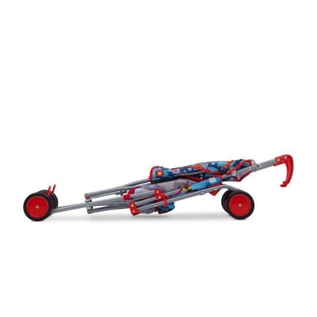11021-637 Nickelodeon Paw Patrol Lightweight Travel Umbrella 3 Point Harness Baby Stroller 6