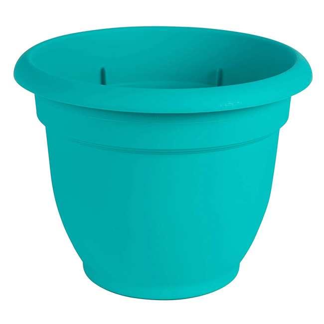 4 x AP1227 Bloem Ariana 12 Inch Self Watering Plastic Flowerpot Planter (4 Pack) 1