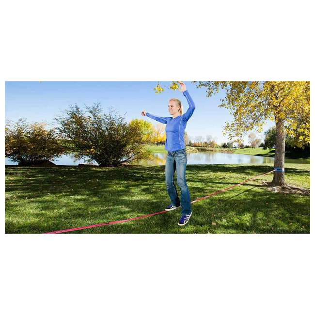 SI00085Z-U-A Slackline Industries Baseline Complete Kit with Tree Protection (Open Box) 4