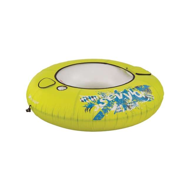 2000003355 Sevylor 3355 Inflatable Floating River Tube with Cooler