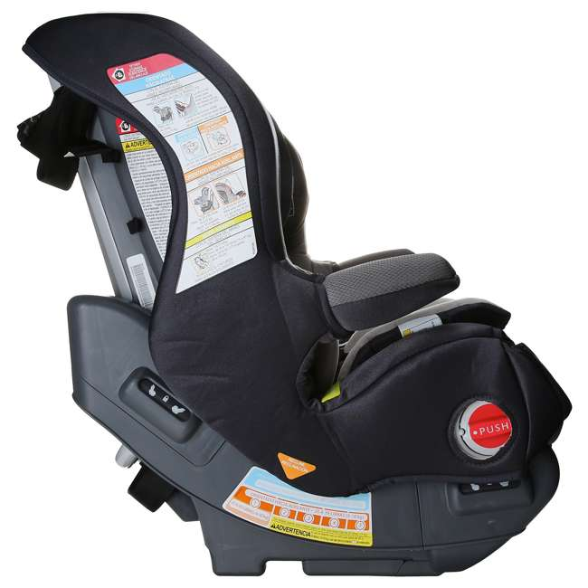 1802320 Graco Smart Seat All-in-One Convertible Car Seat - Rosin 2