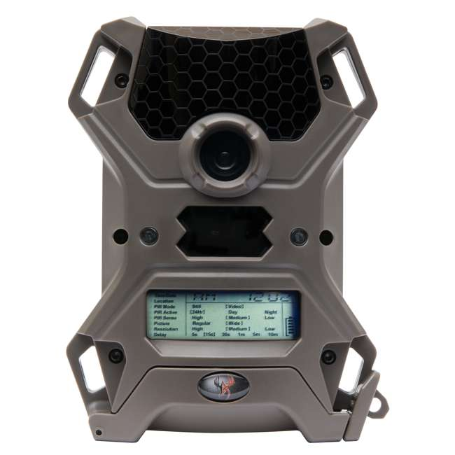 WGI-V12I77 Wildgame Innovations Vision Lightsout 12MP Game Camera, Brown 6