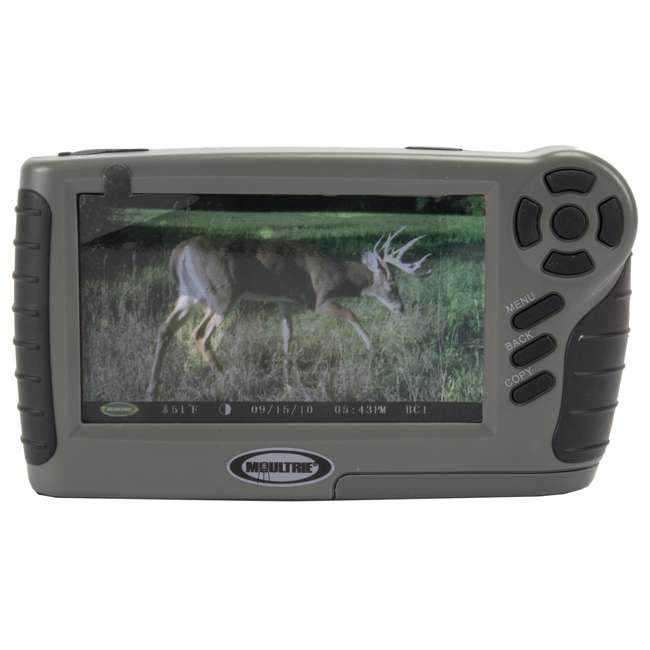VWR-11MFHP12537 MOULTRIE Game Camera Picture & Video Viewer | VWR-11 1