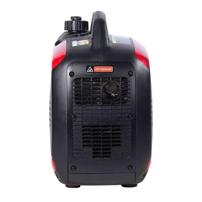 SUA2000i A-iPower SUA2000i Super Quiet 1600-Watt Portable Digital Inverter Gas Generator 6