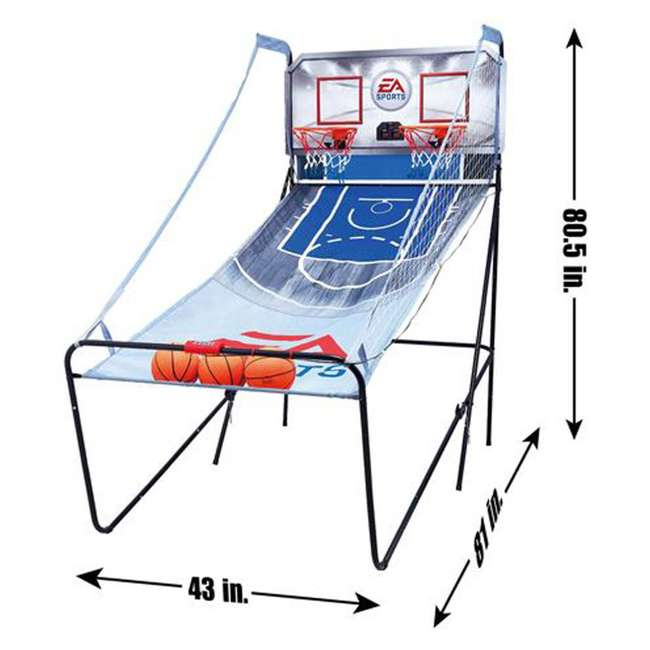 1658127 EA Sports 2-Player Indoor Basketball Arcade Game 1