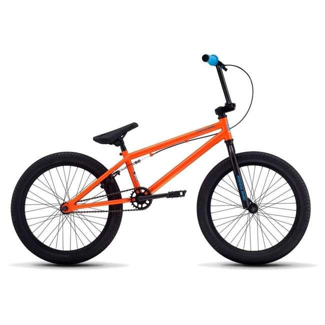 06-0510038 Redline Rival 20 Inch Childrens Kids Youth Freestyle BMX Bike Bicycle, Orange 1