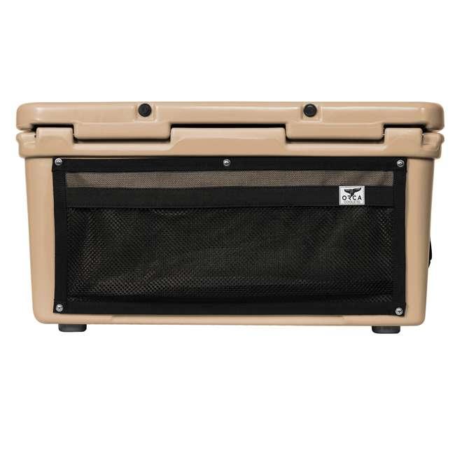 ORCT075 ORCA 75-Quart 15.6-Gallon Ice Cooler, Tan 2