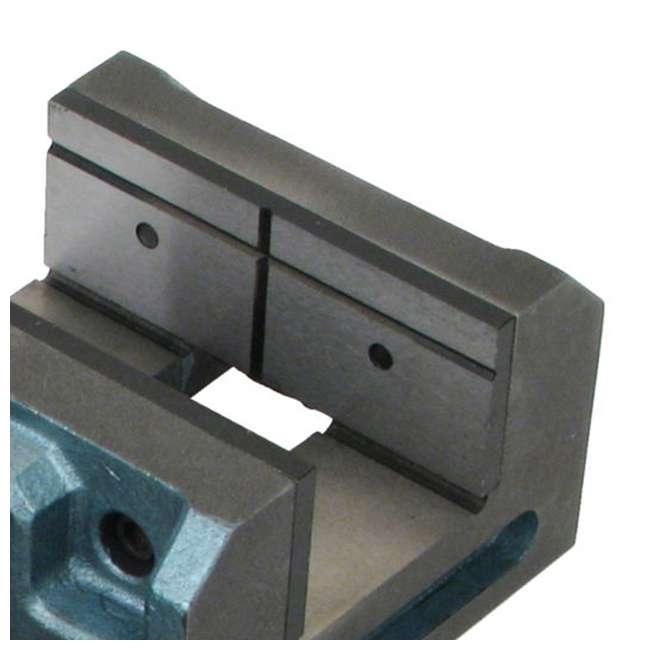 JPW-11674-U-A Wilton 4 In V Groove Jaw Steel Industrial Workbench Drill Press Vise (Open Box) 2