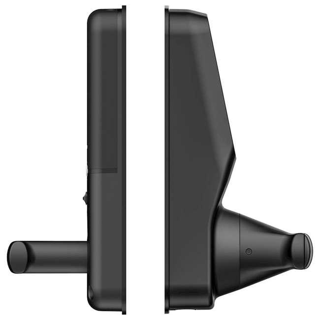 PGD628MB Lockly PGD628 Bluetooth Keyless Entry Touchscreen Door Handle Latch, Matte Black 1