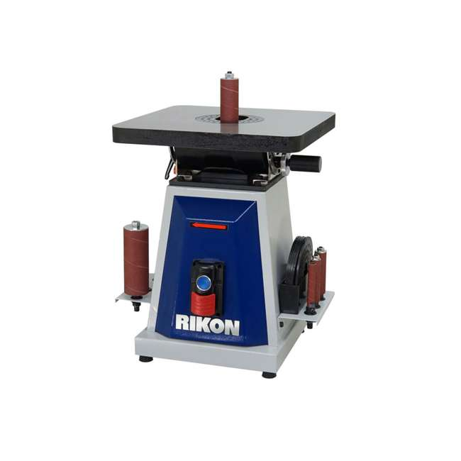 50-300 RIKON Power Tools Oscillating Spindle Sander with Dual Tool Holders
