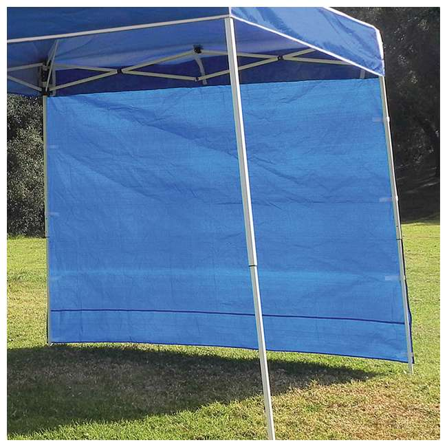 Z Shade 10 X 10 Foot Horizon Shade Canopy With Side Walls