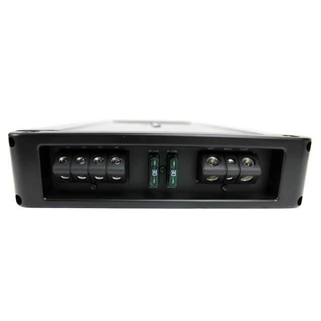polk audio pa880 800w mono ab amplifier with remote