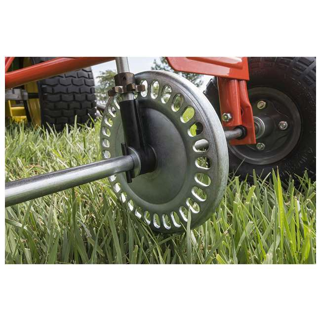 45-0527 Agri-fab 110 Pound Capacity Tow Broadcast Spreader 2