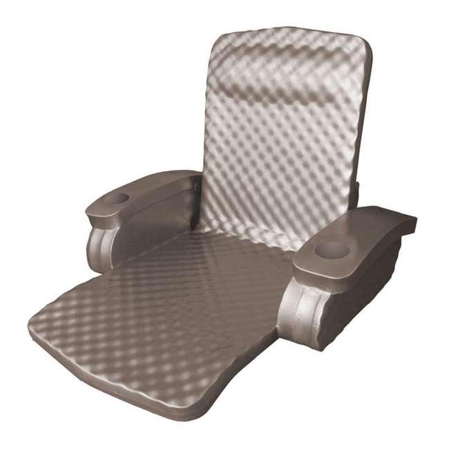 6 x 6370118-U-A TRC Recreation Soft Pool Folding Chair Foam Lounge Float (Open Box) (6 Pack)