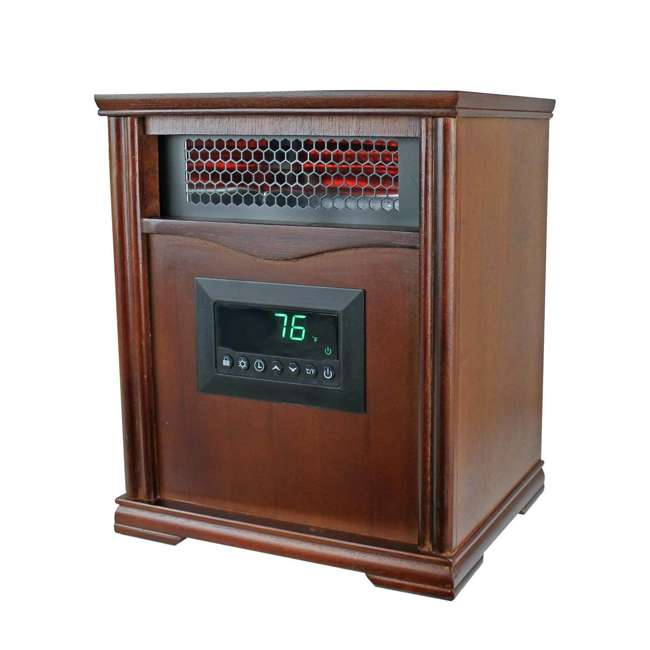 LS-1001HH LifeSmart LifePro 4 Element Infrared Electric Heater 4