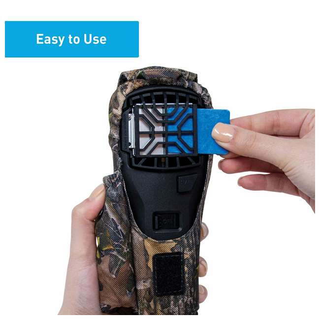 MR300F Thermacell MR300F Cordless Portable Mosquito Insect Bug Repellent with Holster 7