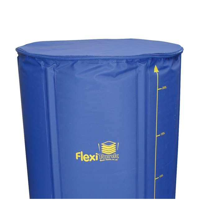 AWFT0060 AutoPot FlexiTank Collapsible Garden Water Reservoir, 60 Gallons (2 Pack) 2