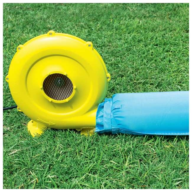 53319E-BW Bestway H2OGO! Hydrostorm Splash Mega Inflatable Water Park 7