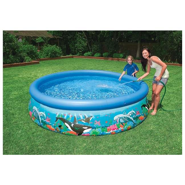 intex 10 39 x 30 ocean reef easy set pool pump 28125eh. Black Bedroom Furniture Sets. Home Design Ideas