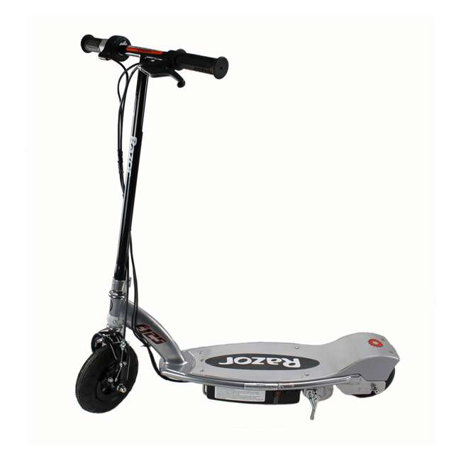 13125E-BK Razor E125 Motorized 24-Volt Rechargeable Electric Scooter, Black 3