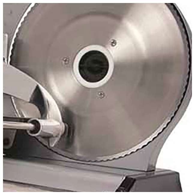 FS-250 Nesco FS-250 180-Watt Food Slicer w/ 8.7-Inch Blade (2 Pack) 3