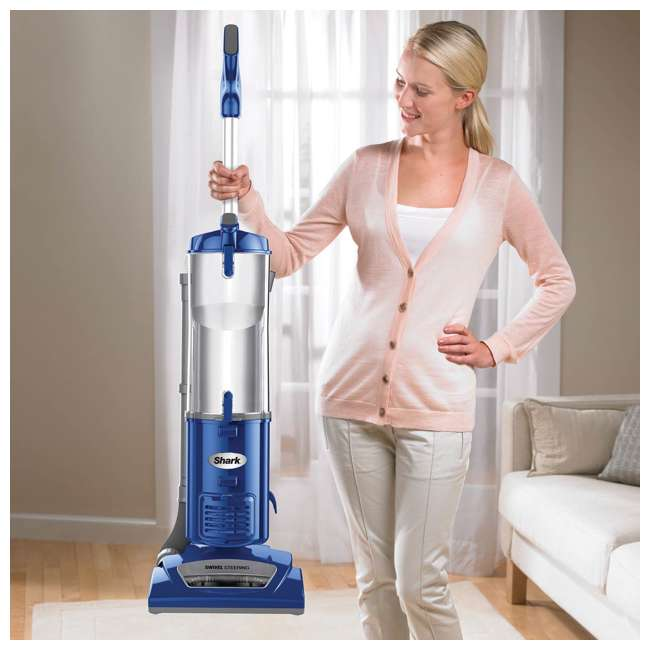 NV46_EGB-BL-RB Shark Navigator Swivel Plus Upright Vacuum, Certified Refurbished 3