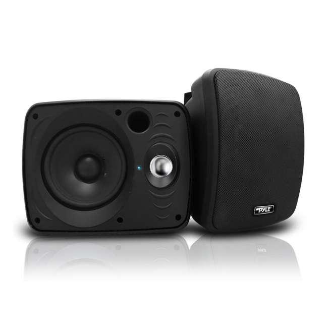 4 x PDWR64BTB Pyle 6.5-Inch 800 Watt Bluetooth Indoor & Outdoor Speaker System (8 Pack) 1
