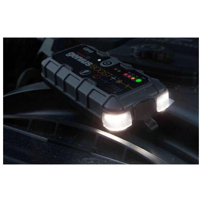 GB40 Noco Genius GB40 Boost Plus 1000-Amp UltraSafe Jump Starter 4