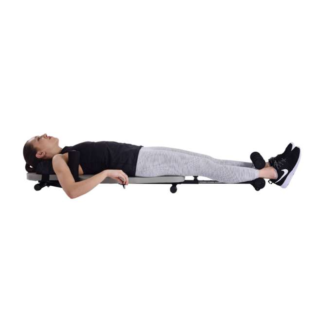 55-1406-U-B Stamina Pro Home Gym Exercise Inline Back Decompression Stretch Bench (Used) 2