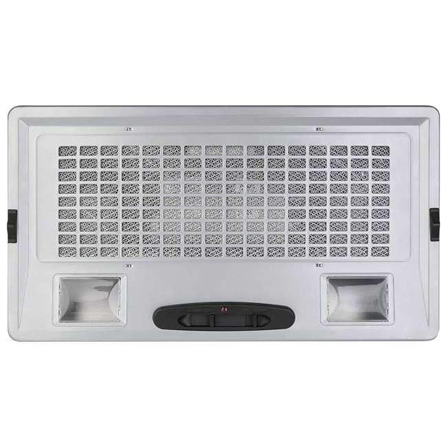 JVC3300JSA GE JVC3300JSA 3 Speed Under Cabinet Kitchen Range Exhaust Hood Fan Vent w/ Light 1