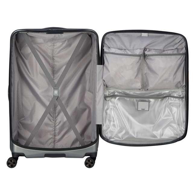 "40207998711 DELSEY Paris Cruise Lite Hardside 2.0 Carry On, 25"", & 29"" Suitcase Luggage Set 4"