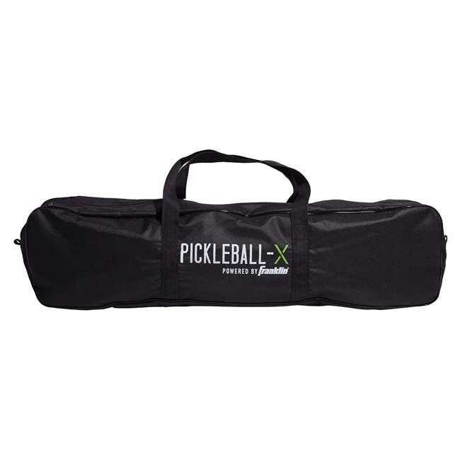 52840 Franklin Sports Regulation Sized Pickleball Net 5