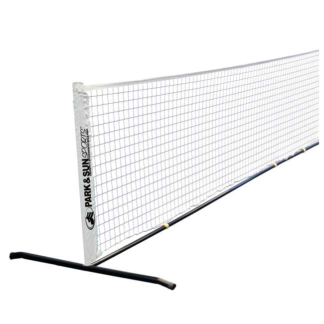PS-PBTN-15 Park & Sun Sports 15-Foot Portable Pickleball and Tennis Set (2 Pack) 2
