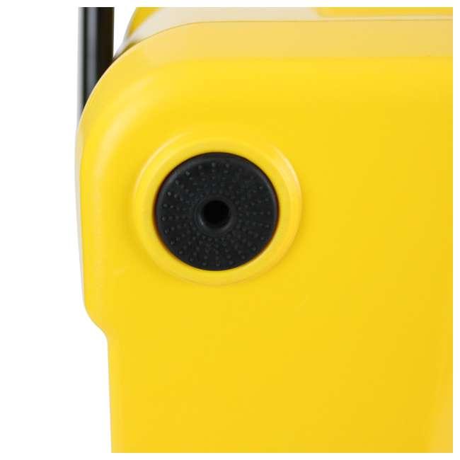 DXC25QT DeWalt 25-Quart Insulated Lunch Box Portable Cooler, Yellow 2