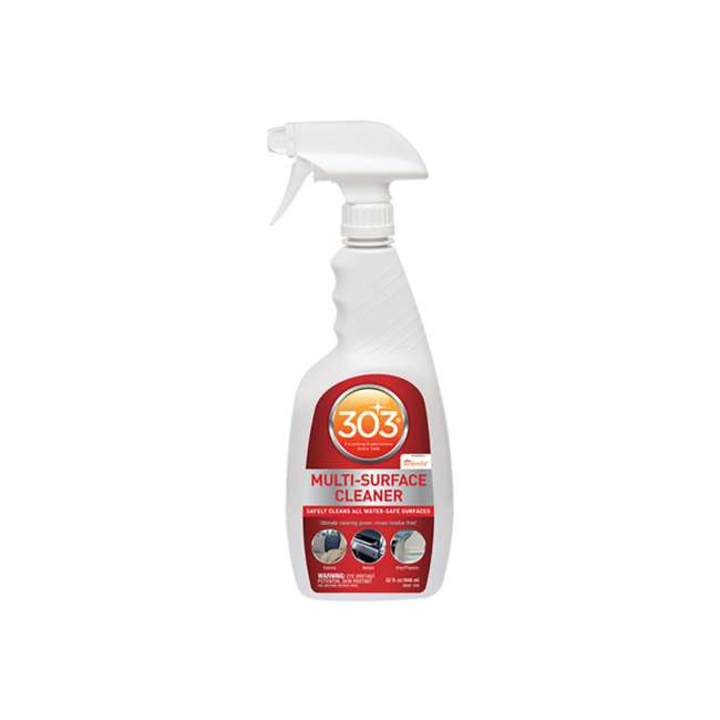 6 x 30207 303 Multi Surface Stain Removing Home Cleaner, 32 oz. (6 Pack) 1