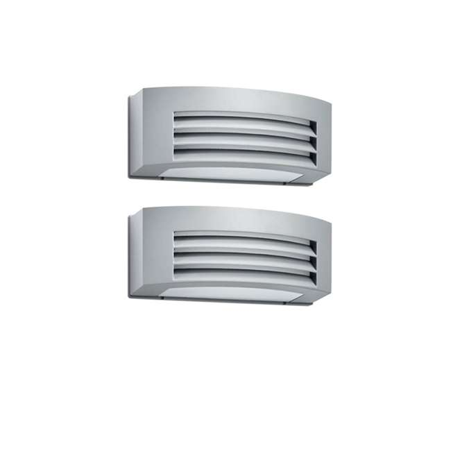 PLC-171058748 Philips 24-Watt 1-Light Outdoor Wall Mount Light Fixture (2 Pack)