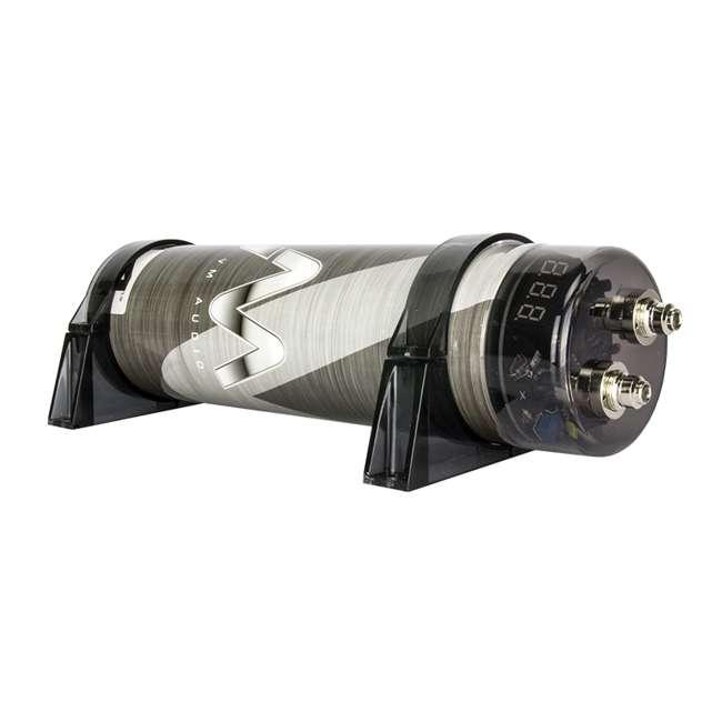 VM-SRA500.2 + VM-SRPK8R + VM-SRCAP4.5 VM Audio SRA500.2 500W 2 Channel Amplifier with 8 Gauge Wiring Kit and 4.5 Farad Capacitor 7