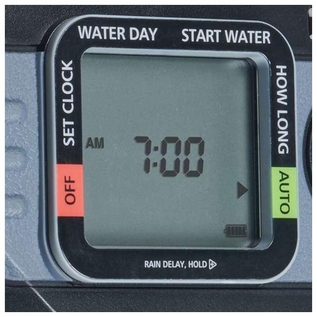 MEL-73280 Melnor 73280 HydroLogic 4 Zone Digital Water Timer (2 Pack) 4